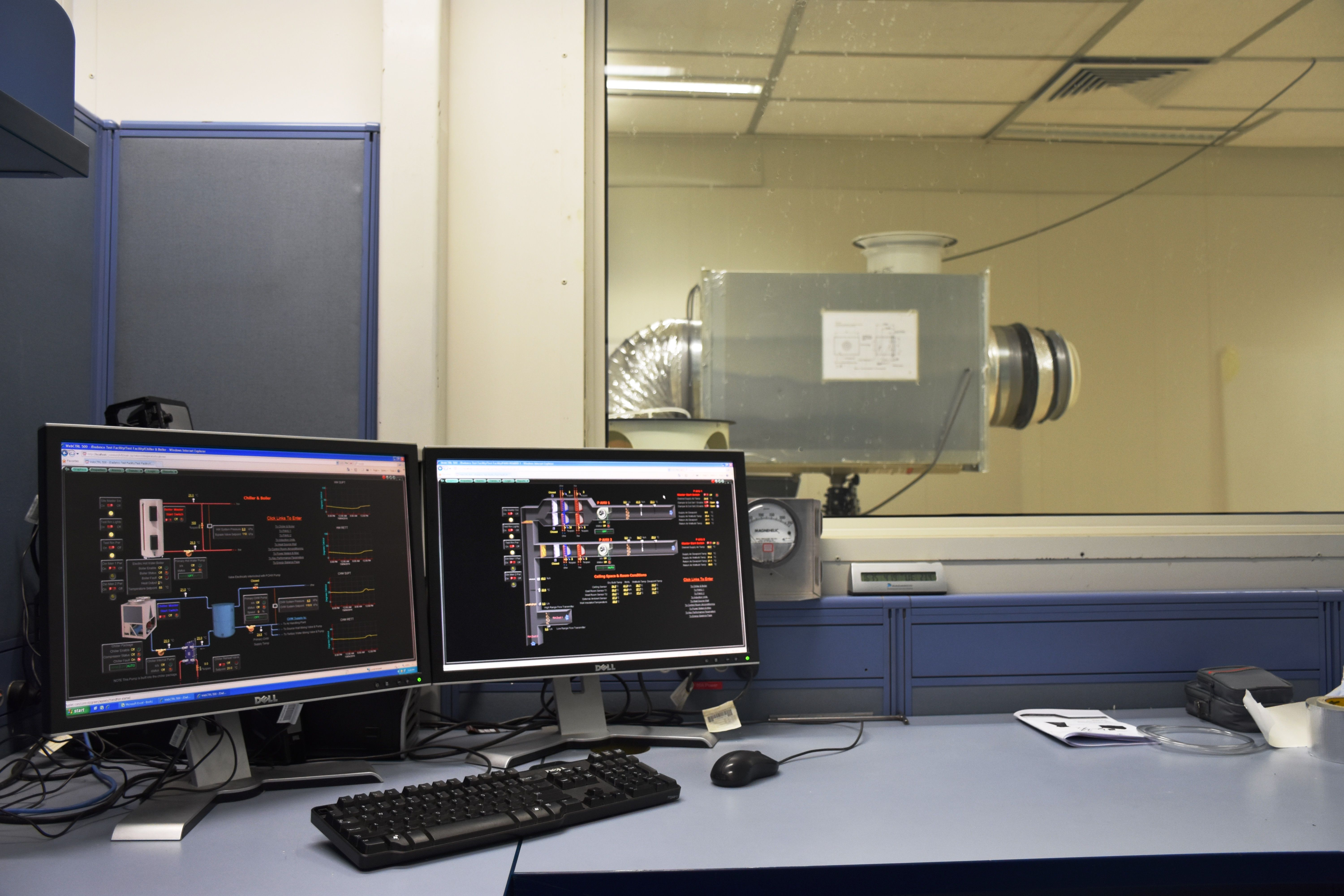 Thermal Environment Test Laboratory image