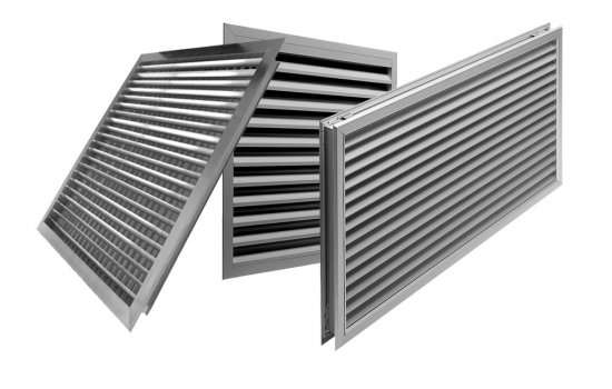 Grilles & Louvres