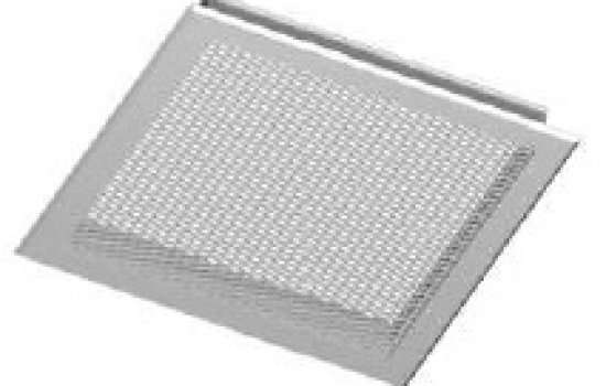 Expanded Mesh Grille