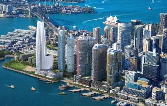 Barangaroo Commercial Towers