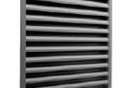 Slimline Weather Louvre 40