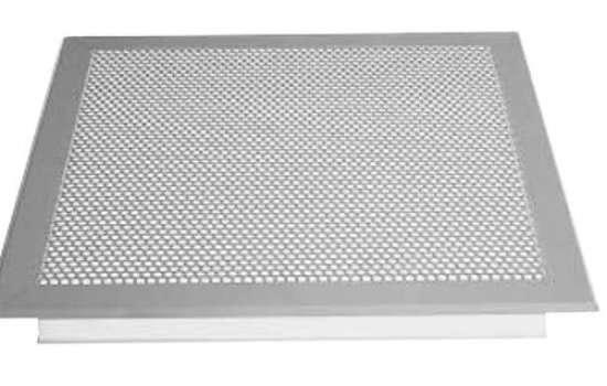 Perforated Square Diffuser